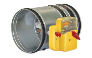 Calysto 3 - EIS 120 S - 500 Pa pour Diam.100-315